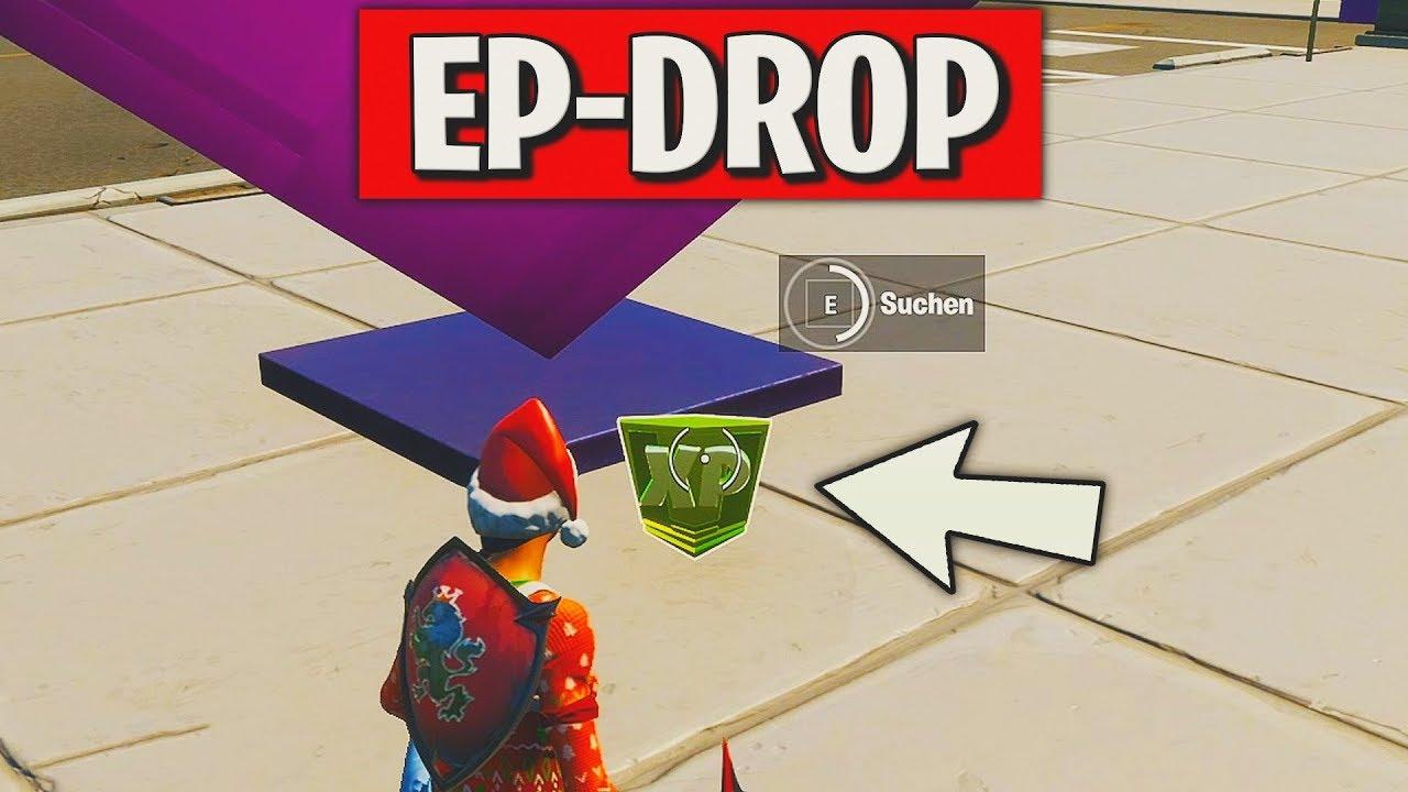 Fortnite Ep Drop