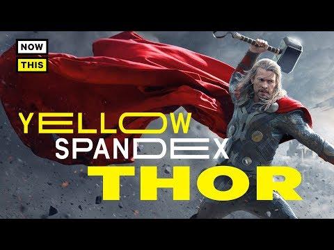The Evolution of Thor | Yellow Spandex # 7 | NowThis Nerd