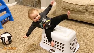 Funny Babies First Time Crawling #2 - Funny Baby Videos