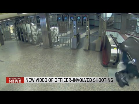 COPA releases multiple videos of police-involved shooting at CTA Red Line station
