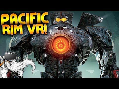 "Archangel VR Gameplay - ""PACIFIC RIM VR WOO HOO!!!"" Virtual Reality Let"