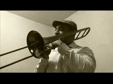 As time goes   Herman Hupfeld Trombone Solo