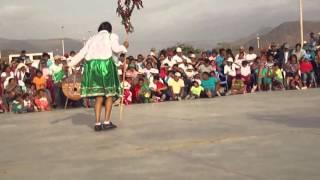 Navidad en Tulin- 2013. Estilo de Ayacucho.