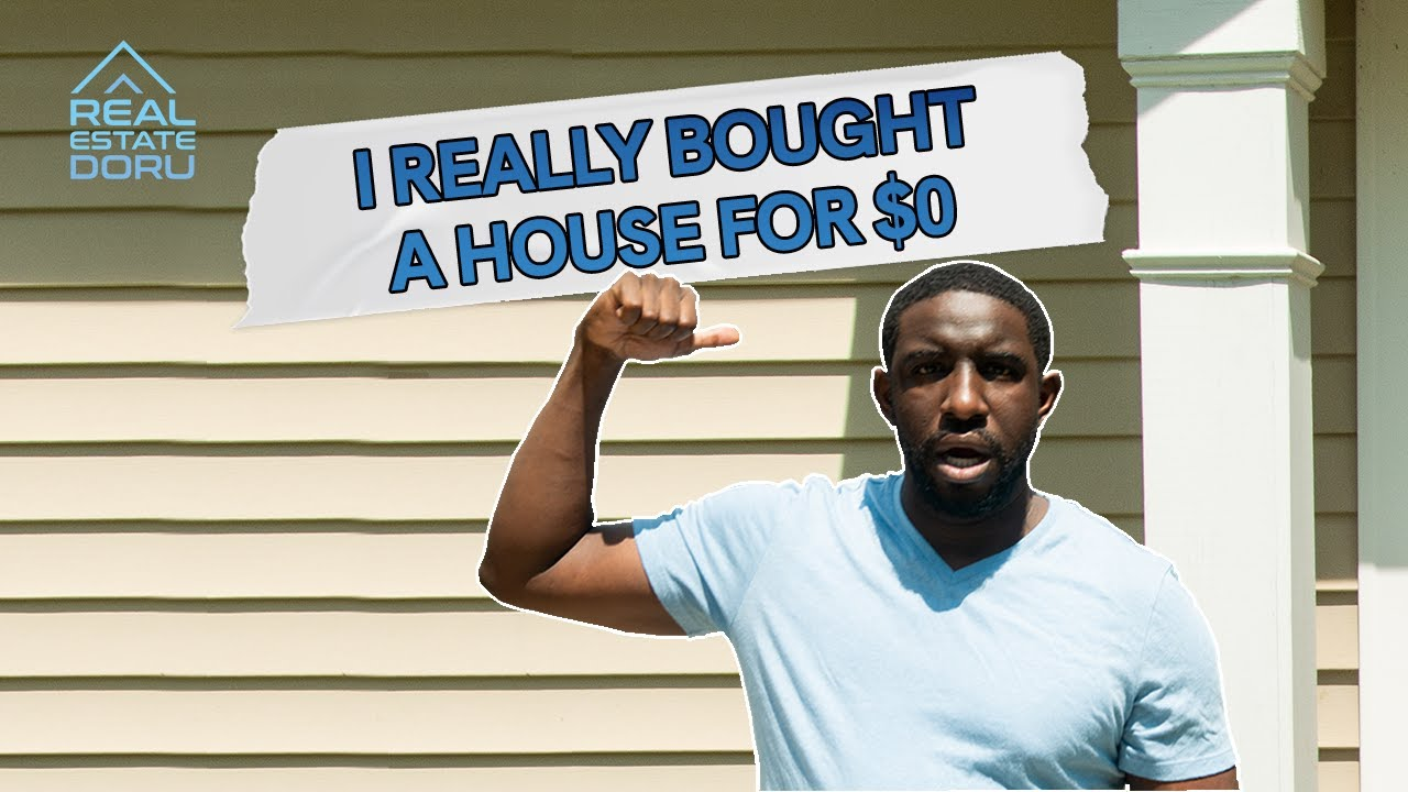How I bought this house for $0 | Real Estate Doru