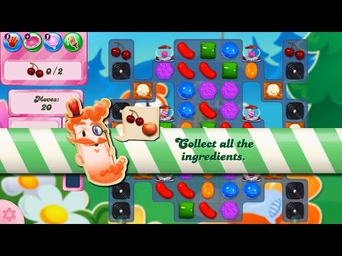 Candy Crush Saga Level 2491