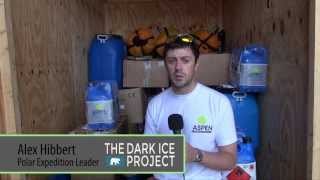 Alex Hibbert - Polar Expedition Leader, talks about which fuel he uses in his stoves