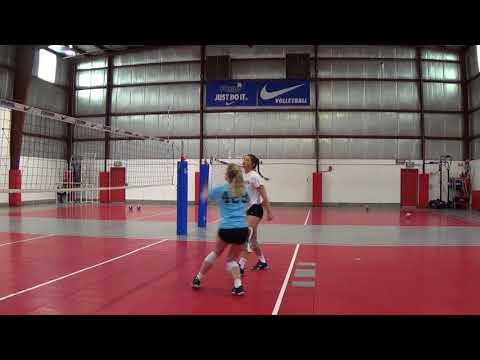 Kaitlyn Danosky #55 Club Fusion 18-Silver (Class of 2019, 5'10, S/RS)