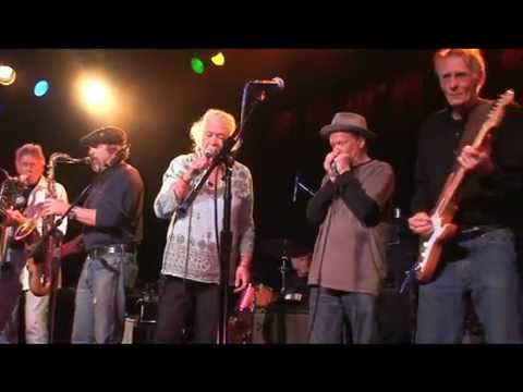 Lisa Kindred sings with Blues Power at Nitro Tribute at Slims
