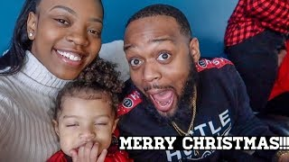 OUR FIRST CHRISTMAS | VLOGMAS DAY 25