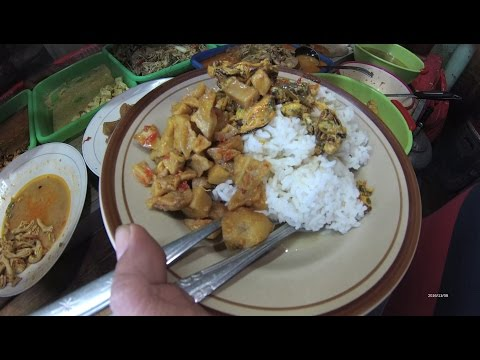 Jakarta Street Food 1020 Part.1 Tegal Modest Shell Rice  Nasi Kerang Sederhana Tegal 5876