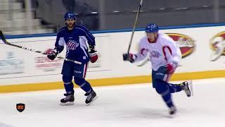 USA Olympic Hockey: Brian Gionta