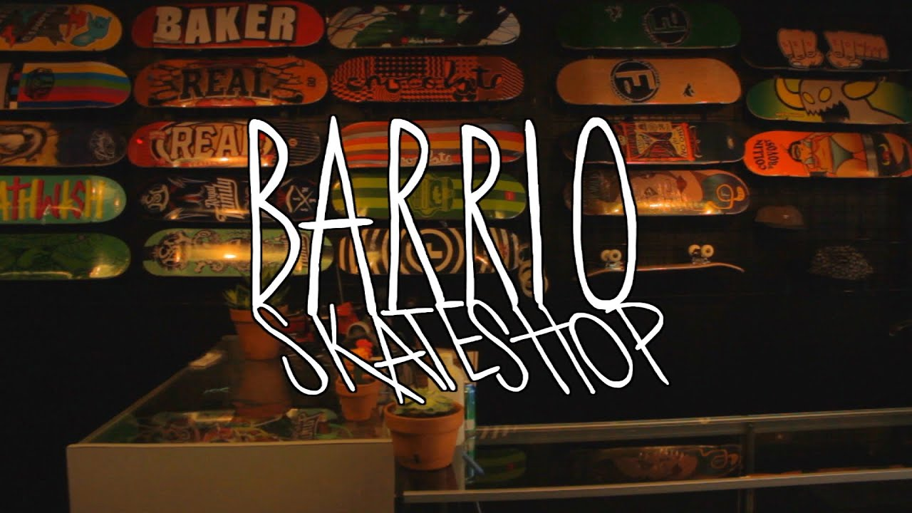 BARRIO Skate Shop | Only in El Paso | KCOS