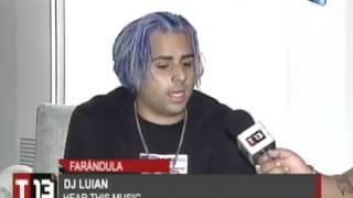 T13 - ENTREVISTA DJ LUIAN