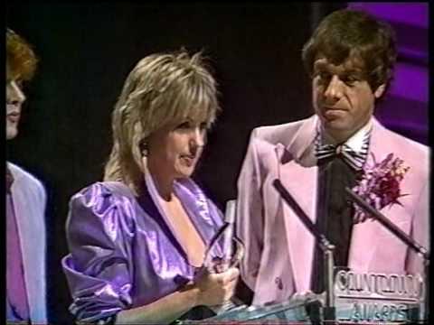 1981 Best female performer.Sharon O'Neill.
