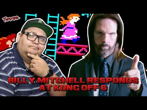 BILLY MITCHELL ADDRESSES ACCUSATIONS OF CHEATING AT THE KONG OFF 6 EVENT