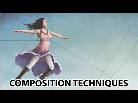 Composition Techniques For Digital Artists