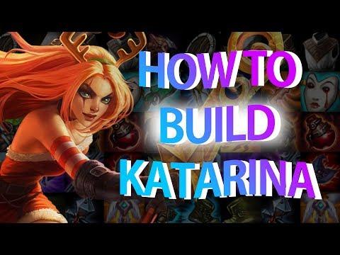 811 S8 Katarina Guide Updated Runes Items What Why