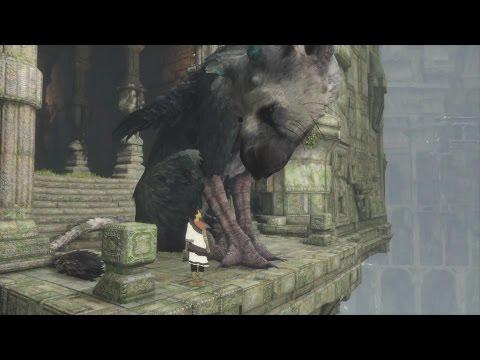 The Last Guardian - геймплейный трейлер с E3 2015