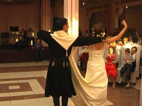 Georgia dance - Daisi (Nana's Wedding Party)