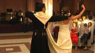 Georgian dance - Daisi - kartuli (Nana