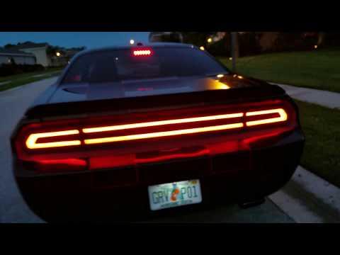 Custom Challenger Taillights Ver.2