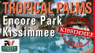 RVstreet - Tropical Palms RV Resort, Kissimmee, Florida Review