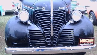 1939 Plymouth Pickup Truck Blk KissimmeeMecumAuction012015A