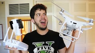 RISKY DRONE FLYING!!