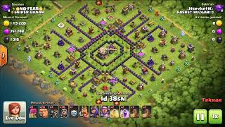 CLASH OF CLANS | ONE MİLLİON LOOT #16 / BİR MİLYON GANİMET #16