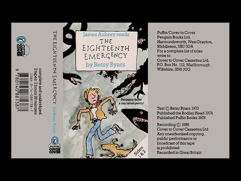 The Eighteenth Emergency read by James Aubrey (1988)