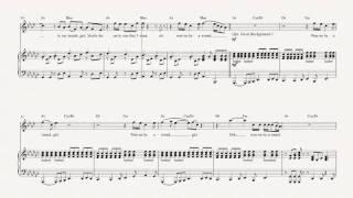 Cornet - Coming Home - Leon Bridges - Sheet Music, Chords, & Vocals
