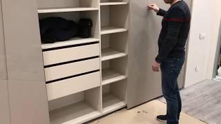 видео Стеклянные перегородки для магазина – эффективный способ рекламы