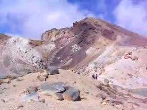 hqdefault - Les volcans en Asie et Océanie: Tongariro