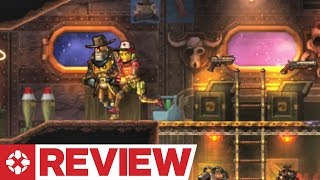 SteamWorld Heist Review