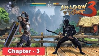 SHADOW FIGHT 3 - CHAPTER 3 GAMEPLAY