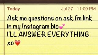 Answer Everything On Askfm! Thumbnail