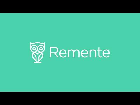 Remente Personal Development App Launches Worldwide