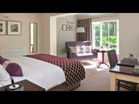Linthwaite House Hotel bedrooms