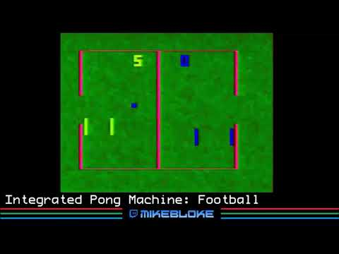 Binatone Colour TV Master 10 Football