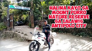 MOUNT PURRO NATURE RESERVED | mamang PSD #mountpurronaturereserve