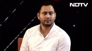 "#NDTVYuva - ""More Worried About The Country Not Our House"": Tejashwi Yadav"