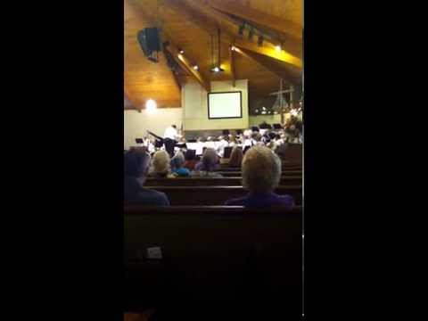 Amador County Band- Music of the Four Winds Pt. 2