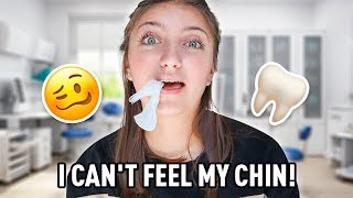 Getting My WiSDOM TEETH Removed | How Will I React??