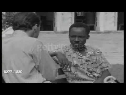 Mwl J.K Nyerere interview