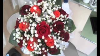 букет невесты в Костанае