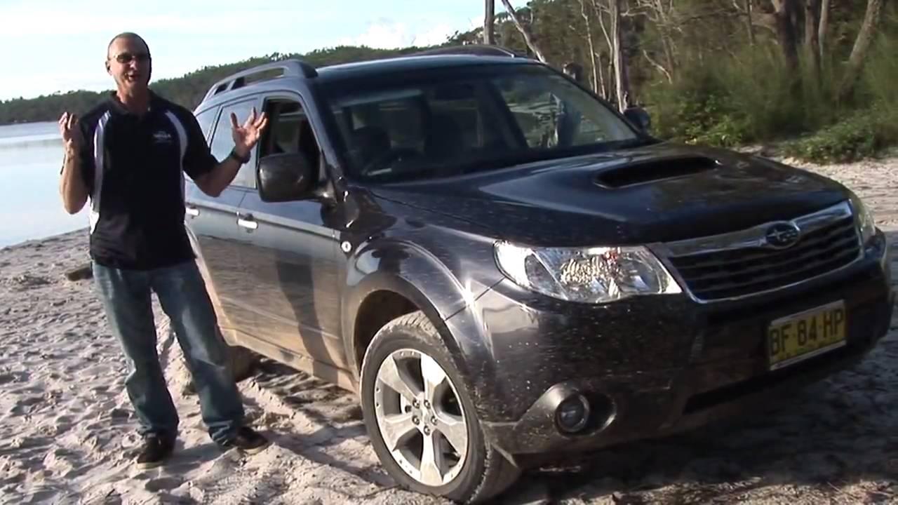 2010 subaru forester nrma car reviews youtube vanachro Gallery