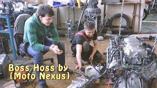 Boss Hoss by Moto Nexus часть первая. Знакомство с конфигом