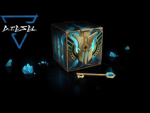 MSI kapszulák | Hextech Craft 17.rész | League Of Legends | Diesel