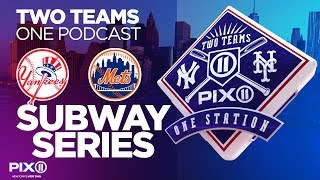 Subway Series | Two Teams One Podcast (7-20-18)