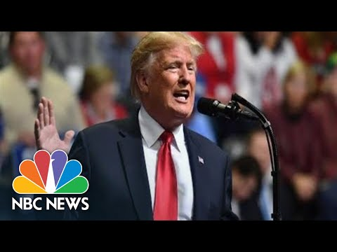 President Donald Trump Speaks At 'Keep America Great' Rally In Texas | NBC News